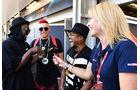 Black Eyed Peas - GP Aserbaidschan 2017 - Qualifying - Baku - Samstag - 24.6.2017