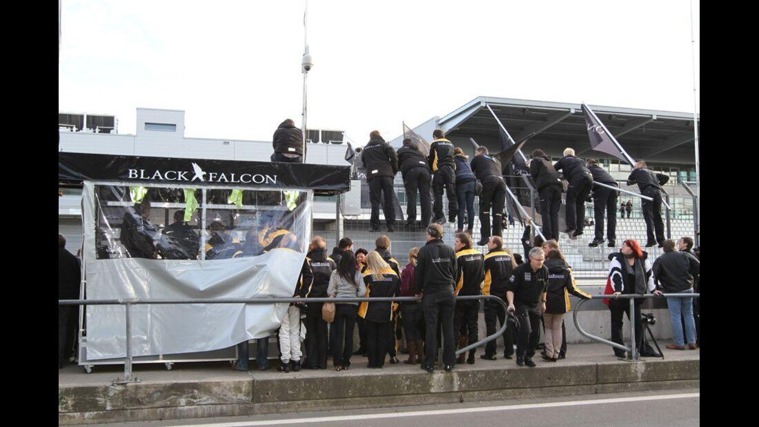 Black Faclon, VLN, Langstreckenmeisterschaft, Nürburgring