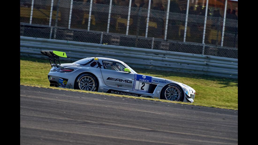 Black Falcon - Mercedes SLS AMG GT3 - #2 - 24h-Rennen Nürburgring 2015 - Top-30-Qualifying