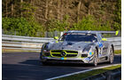 Black Falcon - Mercedes SLS AMG GT3 - #2 - 24h-Rennen Nürburgring 2015 - Top-30-Qualifying