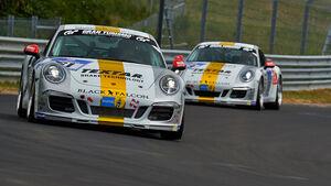 Black Falcon Porsche - Lackierungen - 24h Rennen Nürburgring - 19. Juni 2014