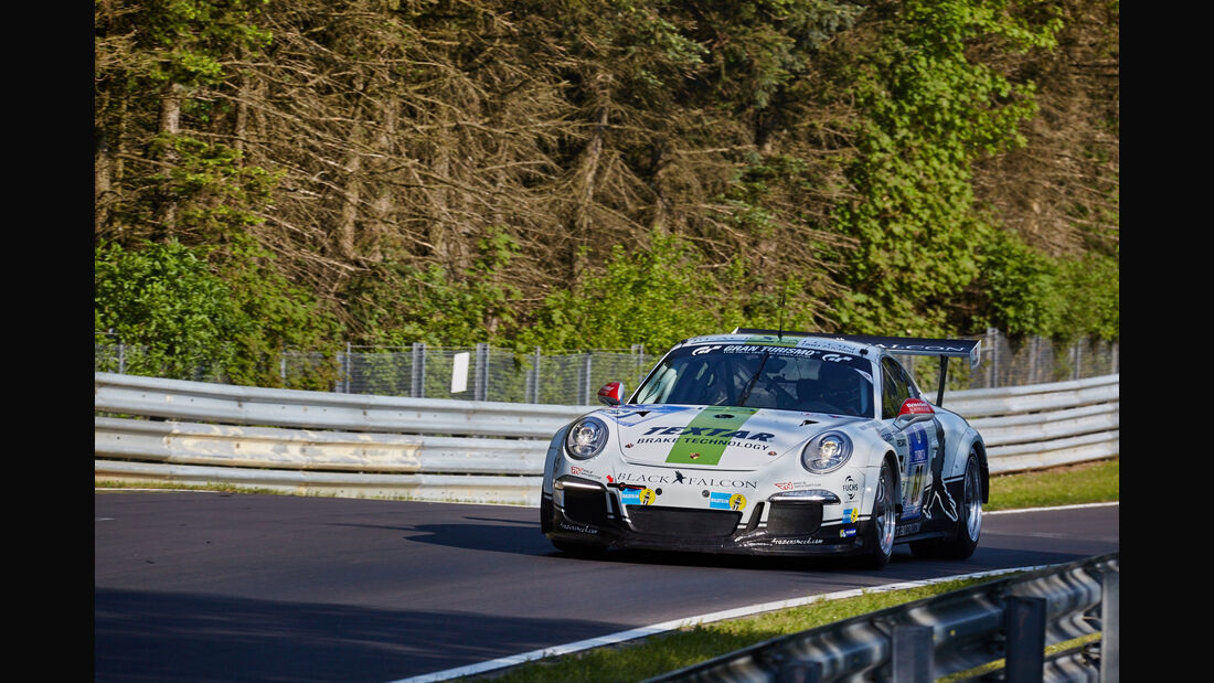 Black Falcon Team TMD - Porsche 911 GT3 Cup - #61 - 24h-Rennen Nürburgring 2015 - Top-30-Qualifying