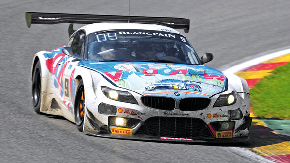 Blancpain Endurance Series - Rd 4 - 24 Hours of Spa - Spa-Francorchamps, Belgium