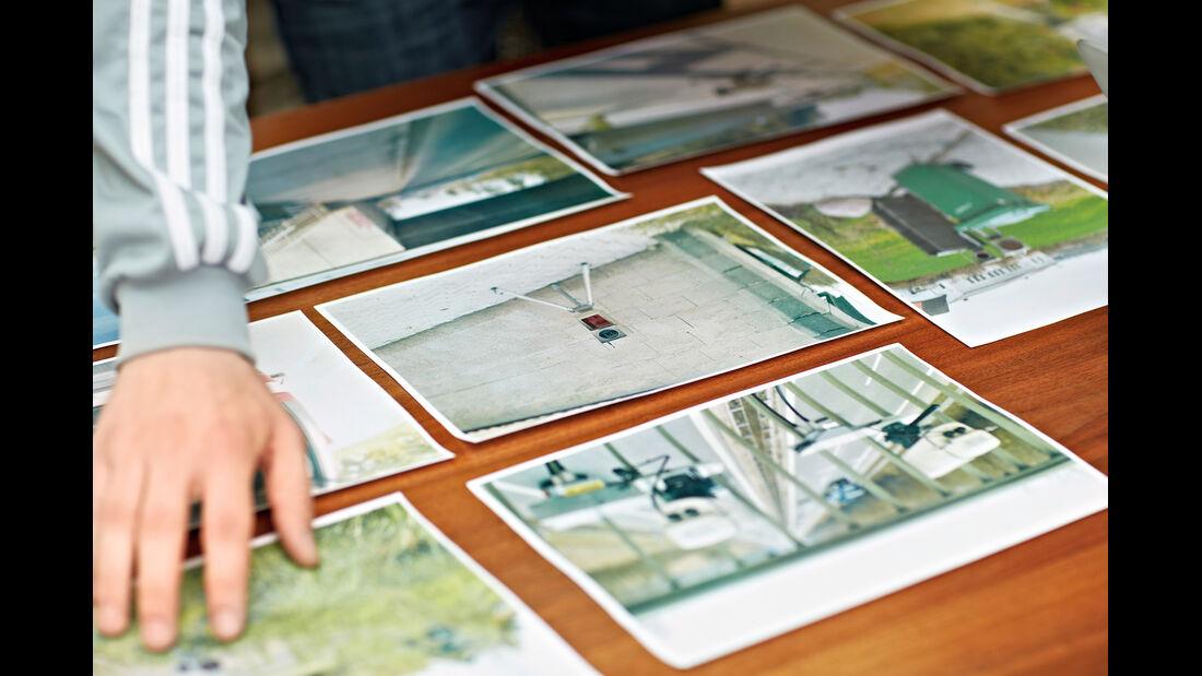 Blitzer-App Bamberg, Bilder, Blitzer