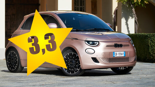 Bloch erklärt Elektroauto Supertest Fiat 500e