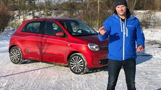 Bloch erklärt Fahren auf Schnee