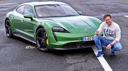 Bloch erklärt Porsche Taycan
