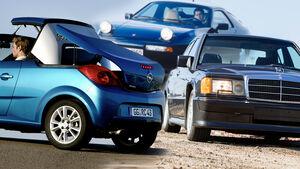 Bloch erklärt Unnötige Auto Erfindungen