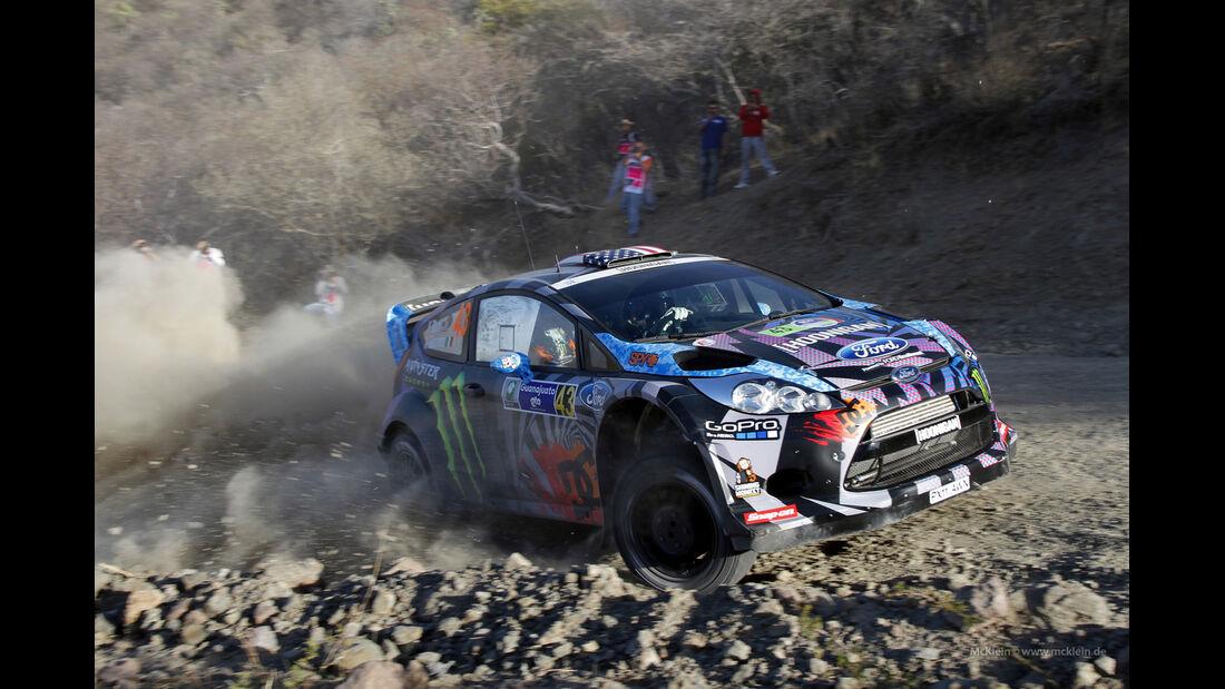 Block Rallye Mexiko 2013