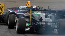Blomqvist vs. Wolf - Formel 3 - Spielberg - 2013