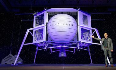 Blue Moon Weltraumfrachter