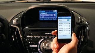 Bluetooth-Geräte, Ford C-Max