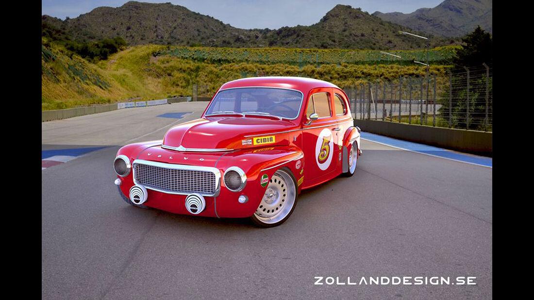 Bo Zolland Design Buckel-Volvo PV 544