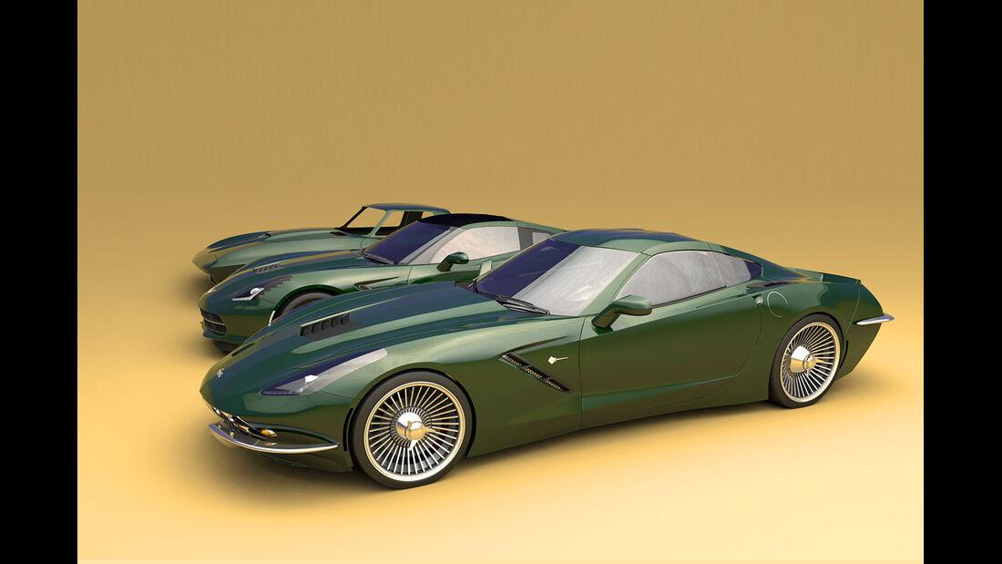 Bo Zolland Design Corvette C7