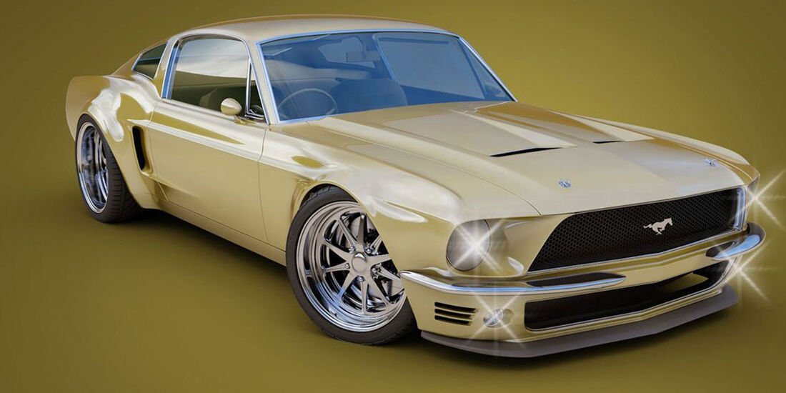 Bo Zolland Design Ford Mustang