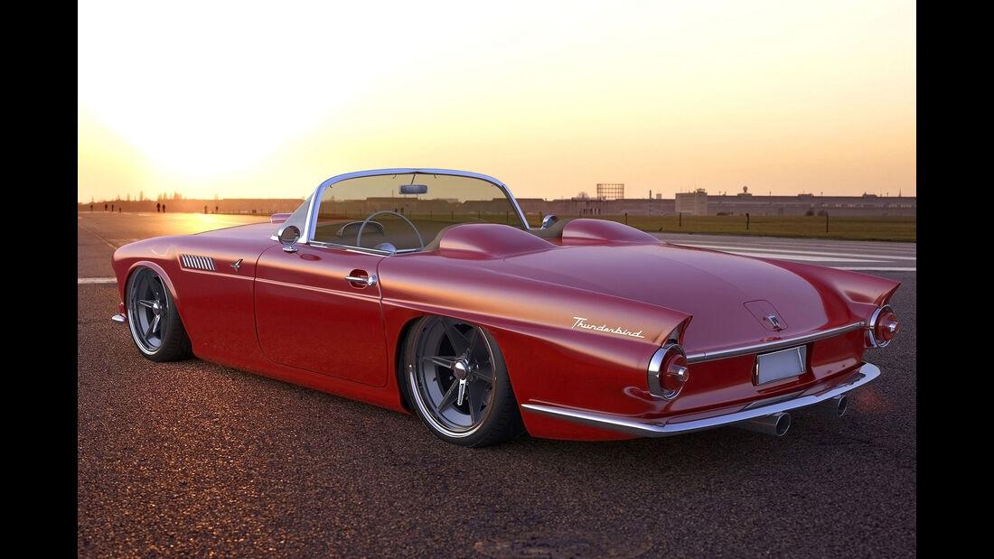 Bo Zolland Design Ford Thunderbird
