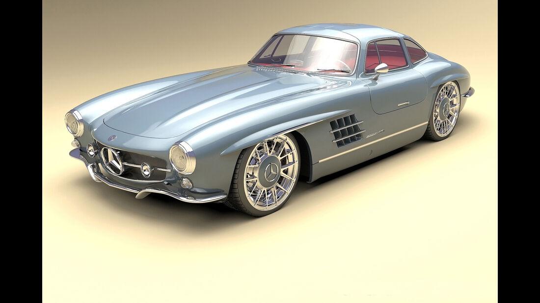 Bo Zolland Design Mercedes 300 SL