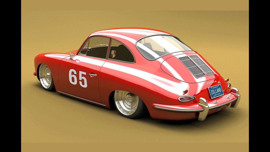 Bo Zolland Design Porsche 356 C