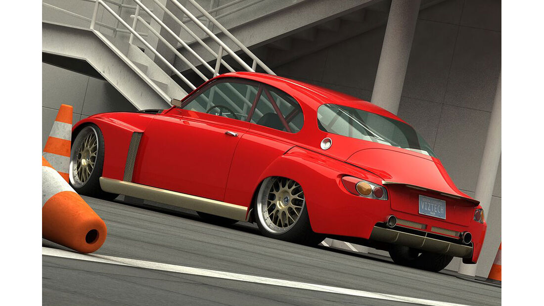 Bo Zolland Design Saab 93