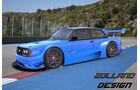 Bo  Zolland Design Volvo 242 Time Attack