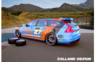 Bo Zolland Design Volvo V90 Pace Car