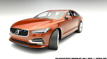 Bo Zolland Design Volvo V90 Shooting Break