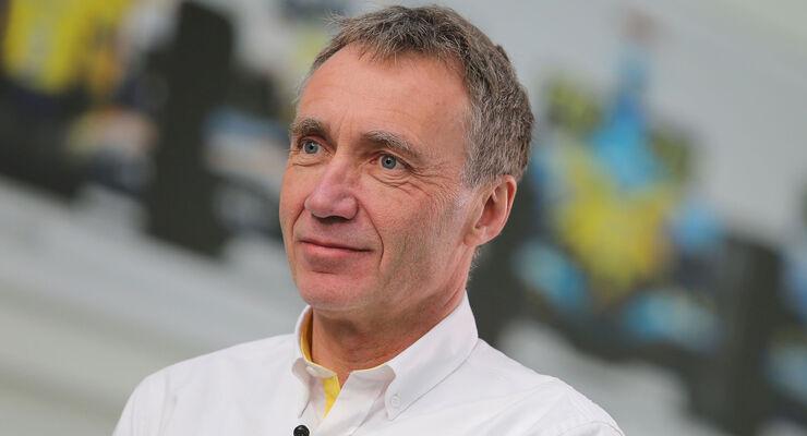 Bob Bell - Renault F1 - 2016