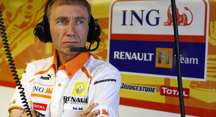 Bob Bell Renault F1
