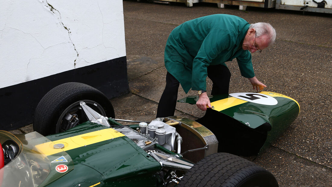 Bob Dance - Classic Team Lotus