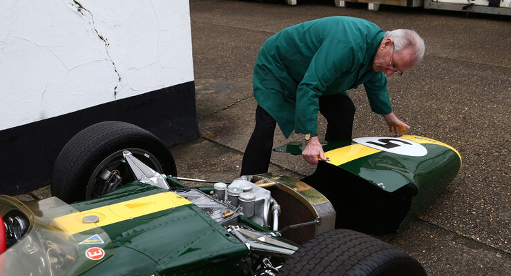 Bob Dance - Classic Team Lotus
