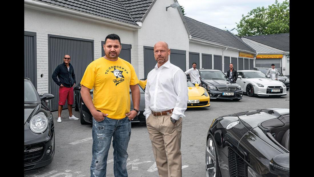 Bodyguard, Michael Kuhr, Ali Ekici