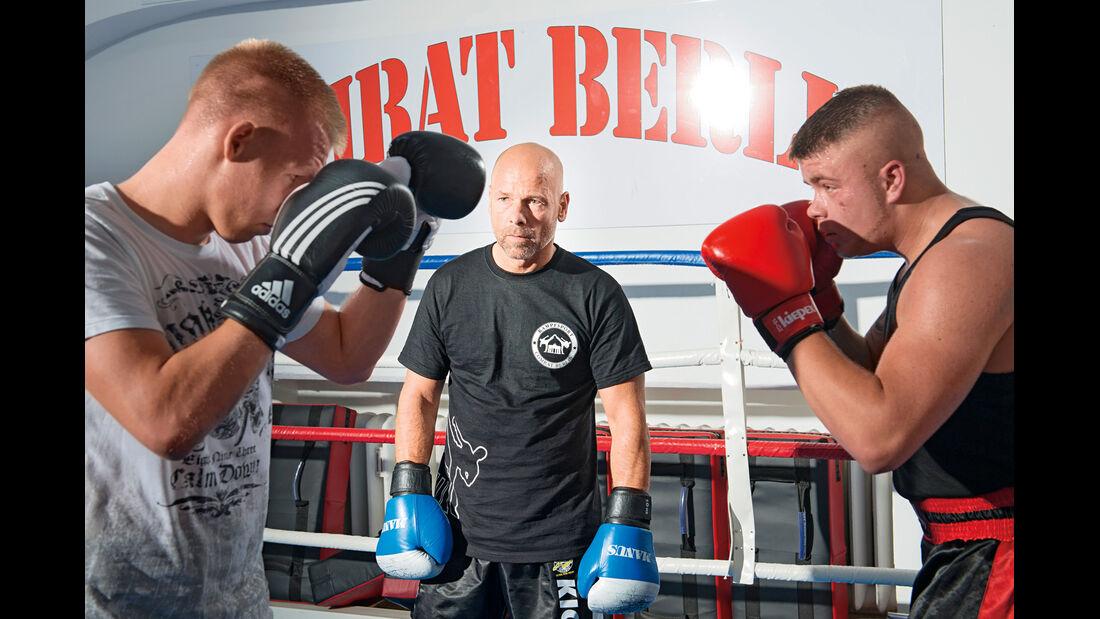 Bodyguard, Michael Kuhr, Kickboxer