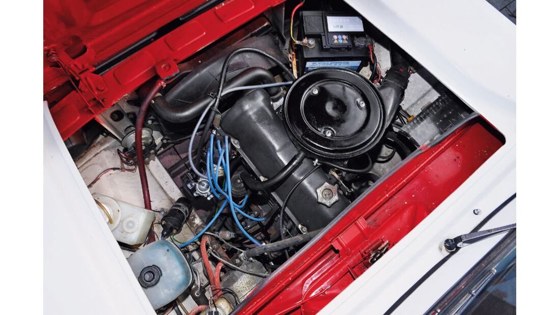 Bohse Euro-Star Strandwagen, Motor