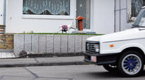 Bohse Euro-Star Strandwagen, Motorhaube
