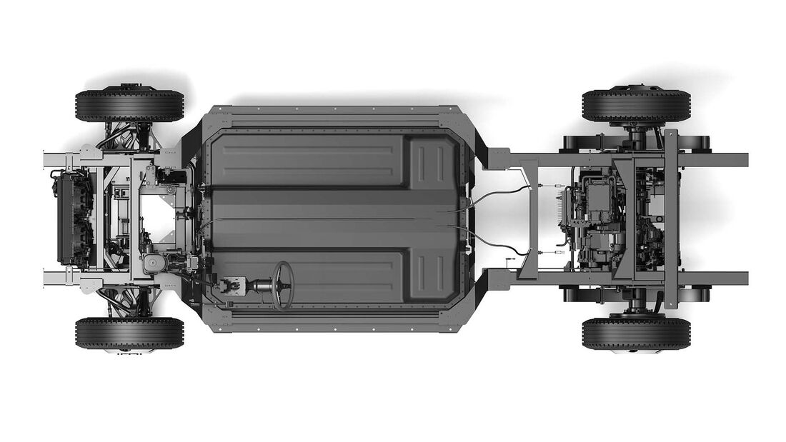 Bollinger B2 Chassis