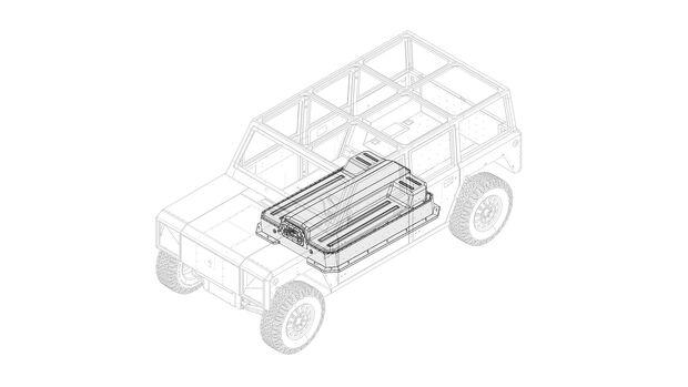 Bollinger Batterie-Patent