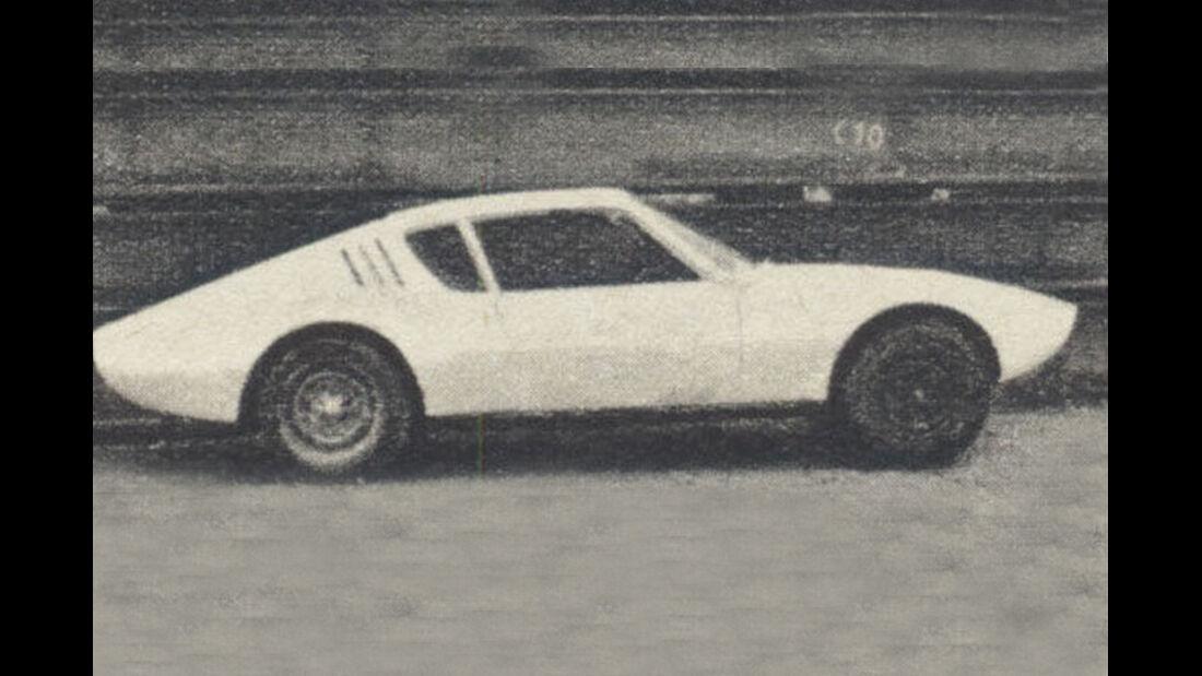 Bonanza, GT, IAA 1967