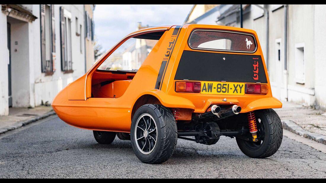Bond Bug 1000 cc Yamaha (1973)