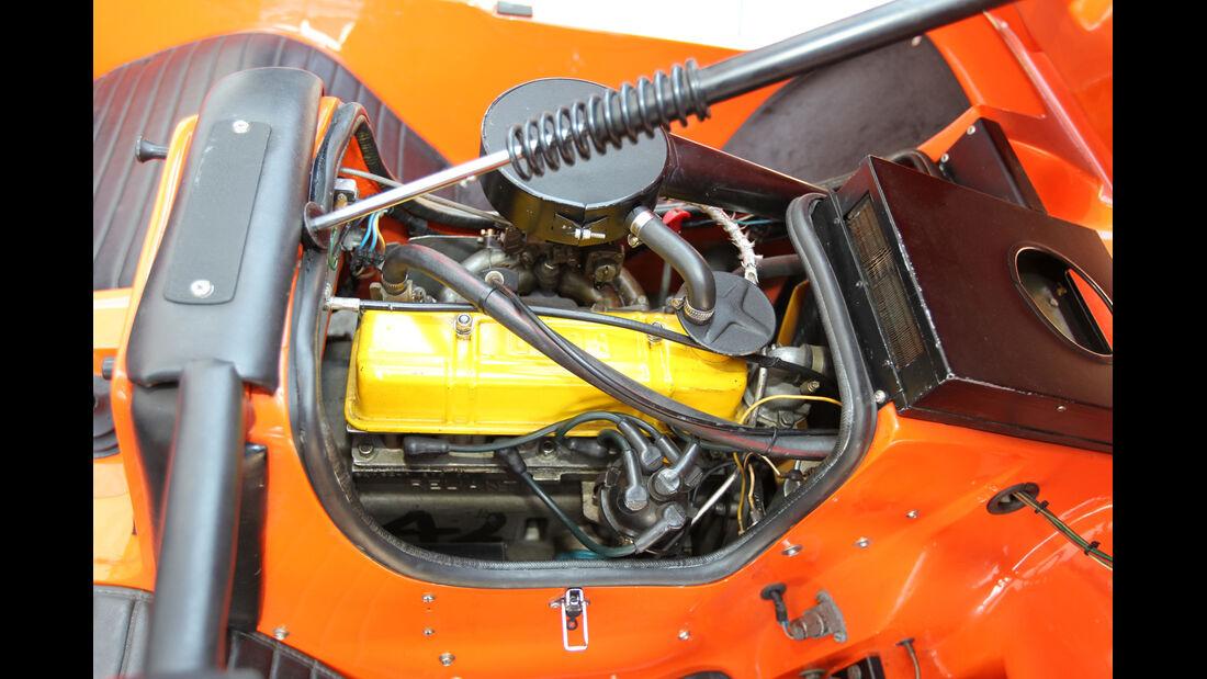 Bond Bug 700, Motor