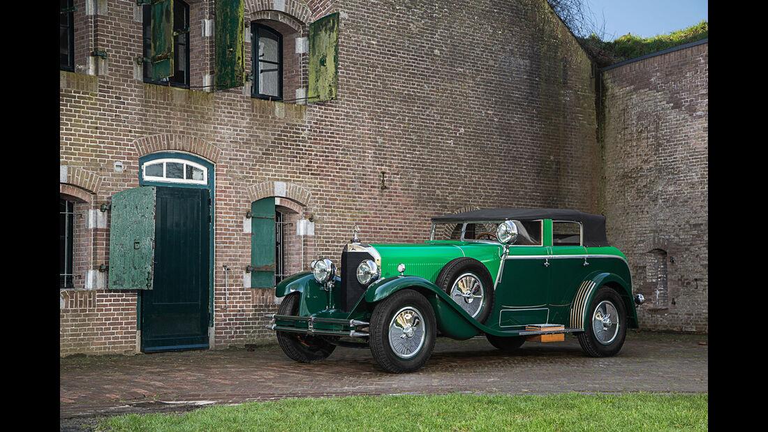 Bonhams Mercedes-Benz-Auktion im Mercedes-Benz-Museum