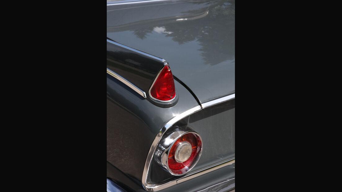 Borgward 2,3 Liter, Heckflosse, Rückleuchte