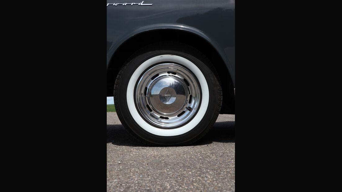 Borgward 2,3 Liter, Rad, Felge
