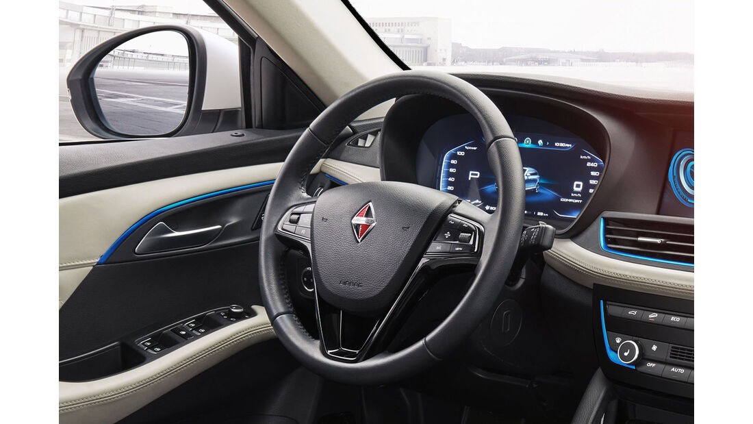 Borgward BX-i7 Elektro-SUV