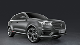 Borgward BX7 TS Limited