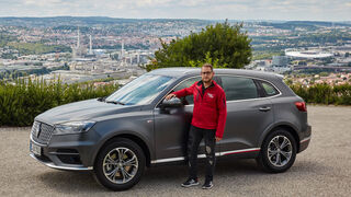 Borgward BX7 TS Limited Edition Fahrtermin 2018