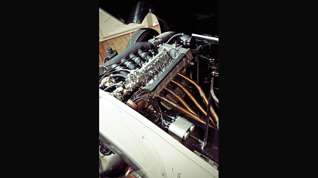 Borgward RS 1500, Motor