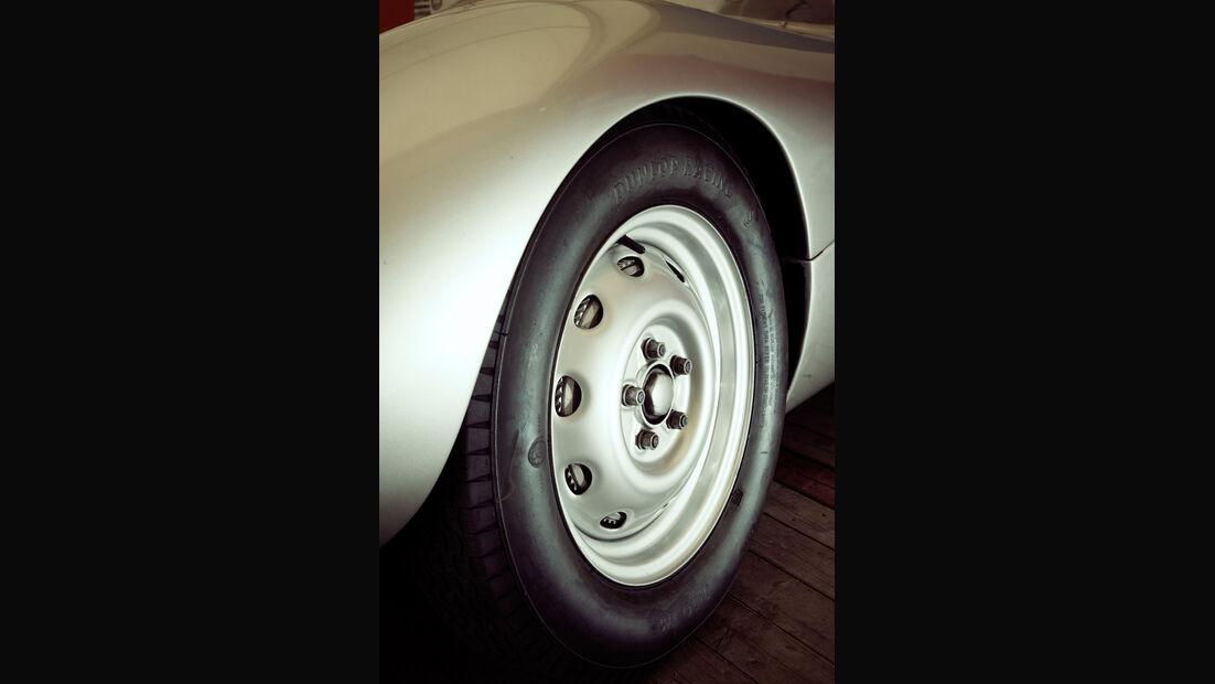 Borgward RS 1500, Rad, Felge