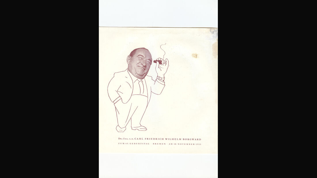 Borgward-Werber Kurt Ochmann