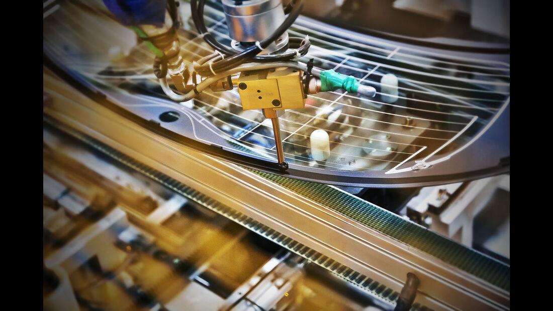 Borgward Werk Miyun China