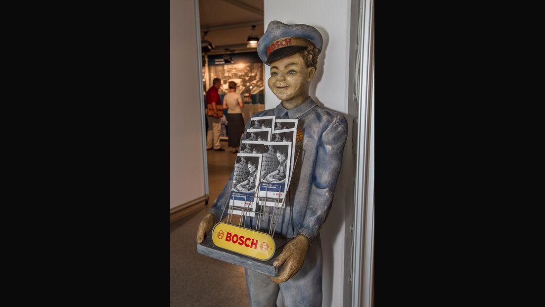 Bosch-Archiv, Werbefigur